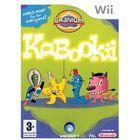 Portada oficial de de Cranium Kabookii para Wii
