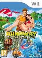 Portada oficial de de Runaway 2, The Dream of the Turtle para Wii