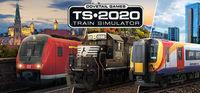 Portada oficial de Train Simulator 2020 para PC