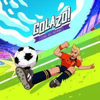 Portada oficial de Golazo! Football League para Switch