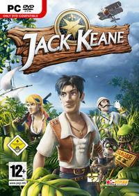 Portada oficial de Jack Keane para PC