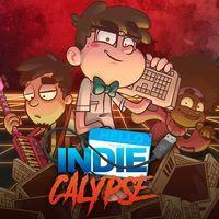 Portada oficial de Indiecalypse para PS4