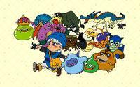 Portada oficial de Dragon Quest Monsters: Terry's Wonderland Retro para Switch