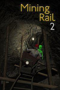 Portada oficial de Mining Rail 2 para Xbox One