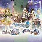 Portada oficial de de Atelier Dusk Trilogy Deluxe Pack para PS4