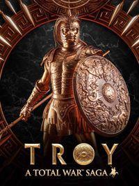 Portada oficial de A Total War Saga: Troy para PC