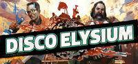 Portada oficial de Disco Elysium para PC