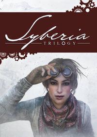 Portada oficial de Syberia Trilogy para Switch