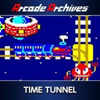 Portada oficial de Arcade Archives Time Tunnel para PS4