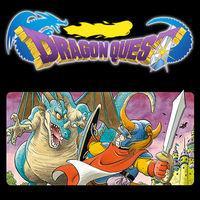 Portada oficial de Dragon Quest para Switch