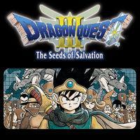 Portada oficial de Dragon Quest III: The Seeds of Salvation para Switch