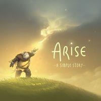 Portada oficial de Arise: A Simple Story para PS4