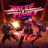 Portada oficial de Battle Planet - Judgement Day para Switch