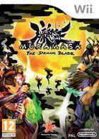 Portada oficial de de Muramasa: The Demon Blade para Wii