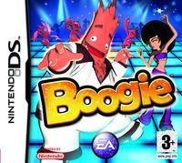 Portada oficial de Boogie para NDS