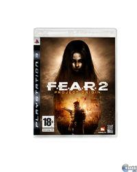 Portada oficial de F.E.A.R. 2: Project Origin para PS3