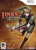 Portada oficial de de Link's Crossbow Training para Wii