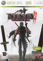 Portada oficial de de Ninja Gaiden 2 para Xbox 360