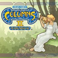 Portada oficial de Sega Ages: Columns II: A Voyage Through Time para Switch