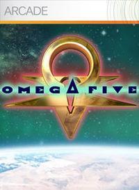 Portada oficial de Omega Five XBLA para Xbox 360