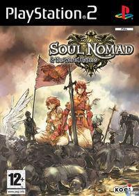 Portada oficial de Soul Nomad & The World Eaters para PS2