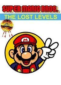 Portada oficial de Super Mario Bros.: The Lost Levels CV para Wii
