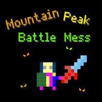 Portada oficial de Mountain Peak Battle Mess eShop para Nintendo 3DS