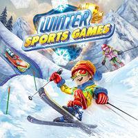 Portada oficial de Winter Sports Games para Switch