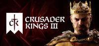Portada oficial de Crusader Kings III para PC