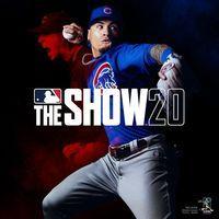 Portada oficial de MLB The Show 20 para PS4