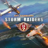 Portada oficial de Sky Gamblers - Storm Raiders 2 para Switch