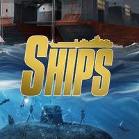 Portada oficial de Ships para Switch