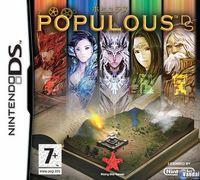 Portada oficial de Populous DS para NDS