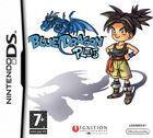 Portada oficial de de Blue Dragon Plus para NDS