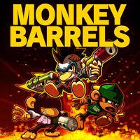 Portada oficial de Monkey Barrels para Switch