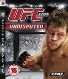 Portada oficial de de UFC 2009 Undisputed para PS3