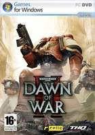 Portada oficial de de Warhammer 40.000: Dawn of War II para PC