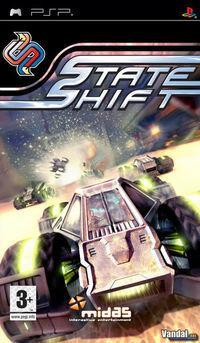 Portada oficial de StateShift para PSP