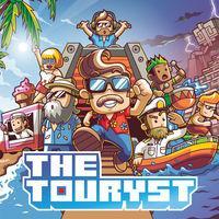 Portada oficial de The Touryst para Switch