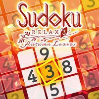 Portada oficial de Sudoku Relax 3 Autumn Leaves para Switch