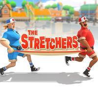 Portada oficial de The Stretchers para Switch