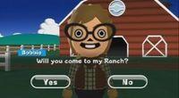 Portada oficial de My Pokémon Ranch para Wii