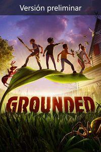 Portada oficial de Grounded para Xbox One