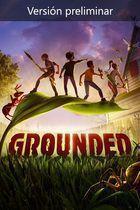 Portada oficial de de Grounded para Xbox One