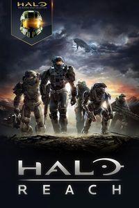Portada oficial de Halo Reach para Xbox One