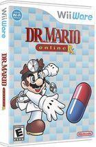 Portada oficial de de Dr. Mario y Bactericida para Wii
