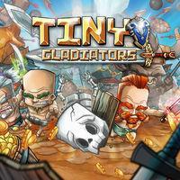 Portada oficial de Tiny Gladiators para Switch