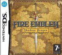 Portada oficial de Fire Emblem: Shadow Dragon para NDS