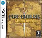 Portada oficial de de Fire Emblem: Shadow Dragon para NDS