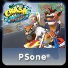 Portada oficial de de Crash Bandicoot 3 PSN para PS3